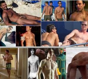 Celebrities male nude Celeb Penis