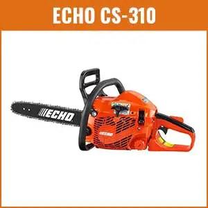 Echo CS 310 Chainsaw