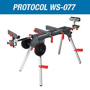 protocol ws-077 miter saw stand