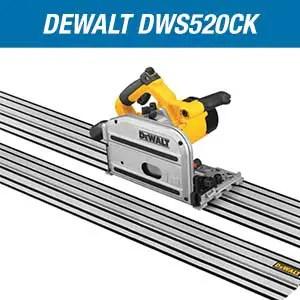DEWALT DWS520CK Track Saw Kit