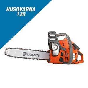 Husqvarna 120 Gas Chainsaw