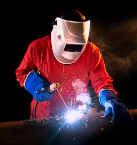 MIG Welding Safety Gear