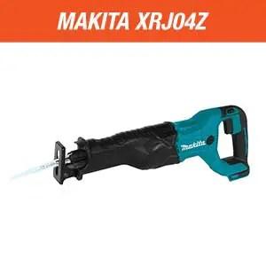 Makita XRJ04Z Cordless Reciprocating Saw