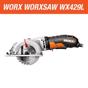 WORX WORXSAW WX429L Compact Circular Saw