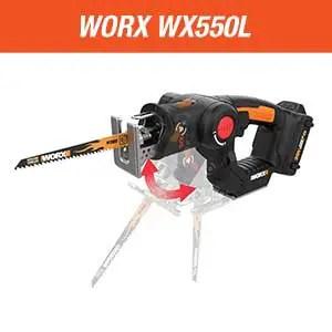 WORX WX550L Reciprocating Saw