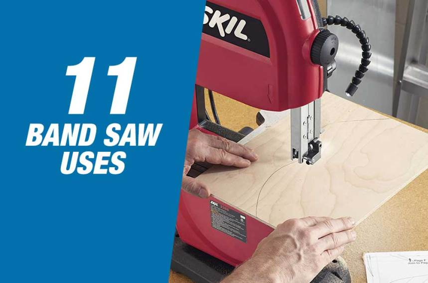 11 Band Saw Uses – What Can It Be Used For?
