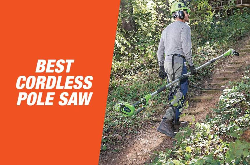 Best Cordless Pole Saws 2021 – Top Picks & Buying Guide