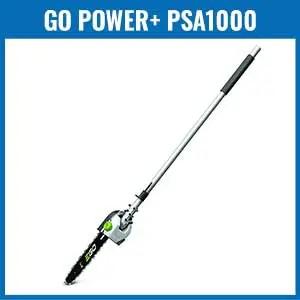 GO Power+ PSA1000 10-Inch Pole Saw