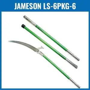 Jameson LS-6PKG-6 LS-Series Landscaper Pole Saw