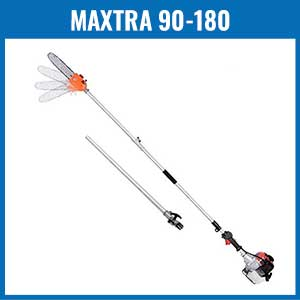 MAXTRA 90-180 Degree Head Adjustable Pole Chainsaw