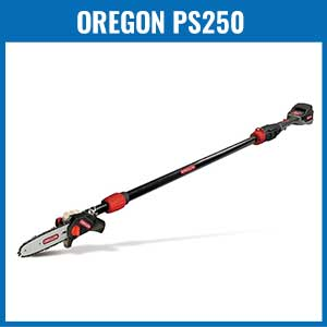 Oregon Cordless PS250 Telescoping Pole Saw