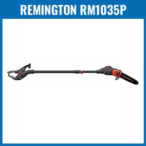 Remington RM1035P Ranger II 8-Amp Electric Pole Saw