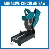 abrasive circular saws