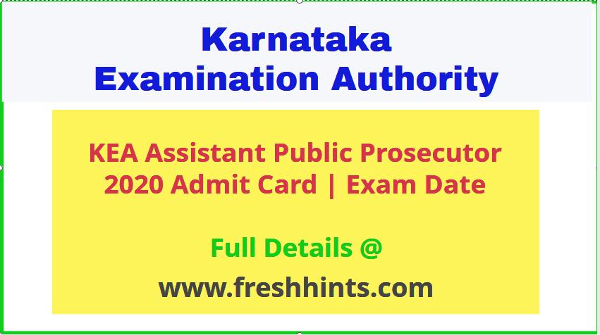kea-assistant-puKEA Assistant Public Prosecutor Admit Card 2020blic-prosecutor-admit-card-2020 (3)