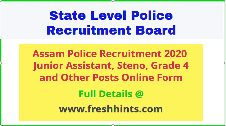 assam-police-recruitment