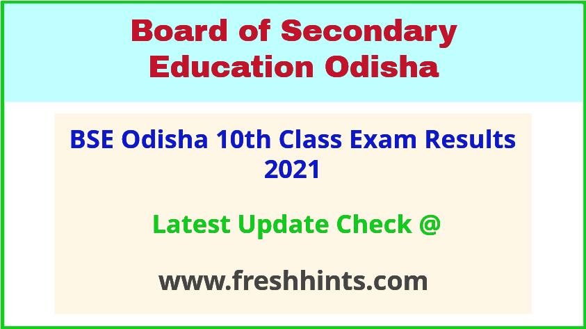 bse-odisha-class-10-exam-results-2021