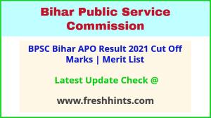Bihar Assistant Prosecution Officer Results 2021