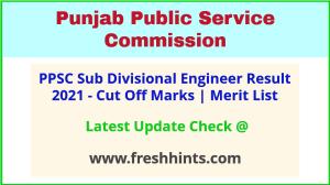 Punjab SDE Civil Selection List 2021