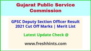 Gujarat Nayab Mamlatdar Class 3 Selection List 2021