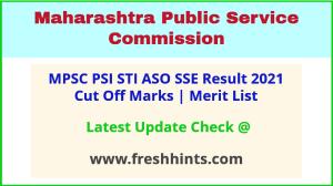 Maharashtra Subordinate Services Non-Gazetted Group-B Exam Result 2021