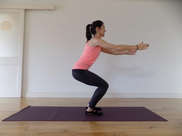 Pilates for hip replacements - Freshly Centered