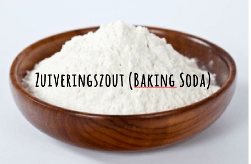 Zuiveringszout Baking Soda