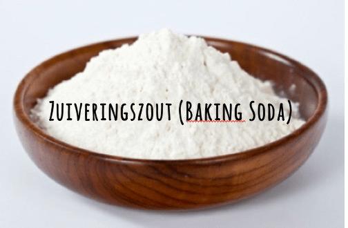 Zuiveringszout Baking Soda