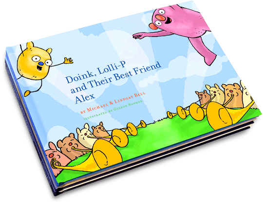 Personalized Children's Book with Trueberry Books