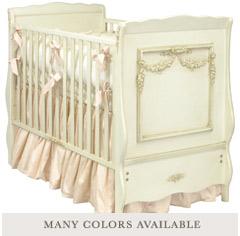 fancy crib