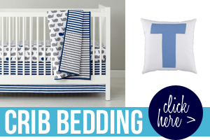 Baby Registry Must Haves: Crib Bedding