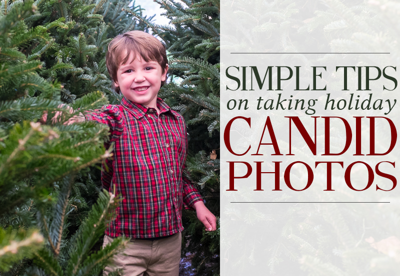 Simple Tips on Taking Candid Photos