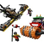 batman joker steamroller lego