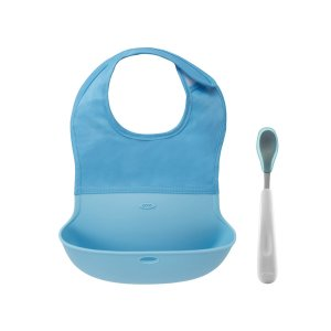 oxo bib and spoon