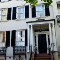 Charming Front Doors of Savannah