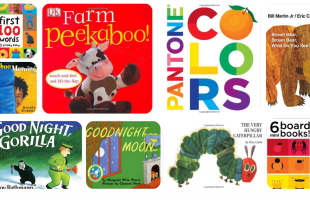 Top 8 Board Books for Toddlers: A Curated Collection from a 2 Year Old