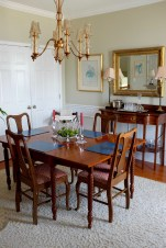 Dining Room (Washer / Dryer in the closet)