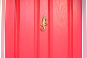 Knock, Knock: Fun Brass Door Knockers