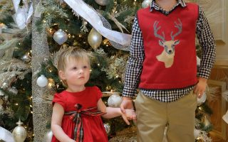 All the cutest Christmas clothes for kids!