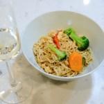 Easier than Takeout: Chicken & Veggie Lo Mein