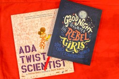Books for STEM girls
