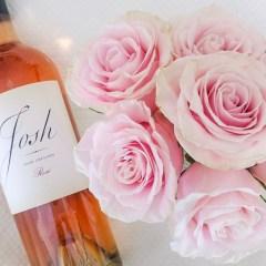 Elegant Rosè and Roses
