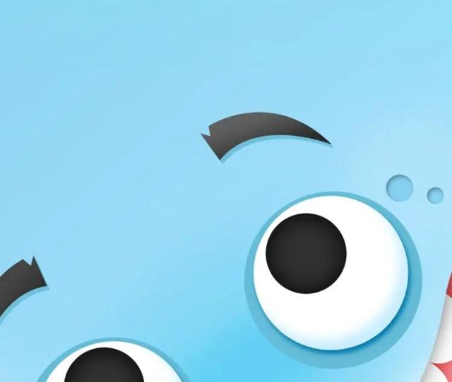 Blue Monster Iphone S Wallpaper Cute Blue Cool Iphone  Wallpaper