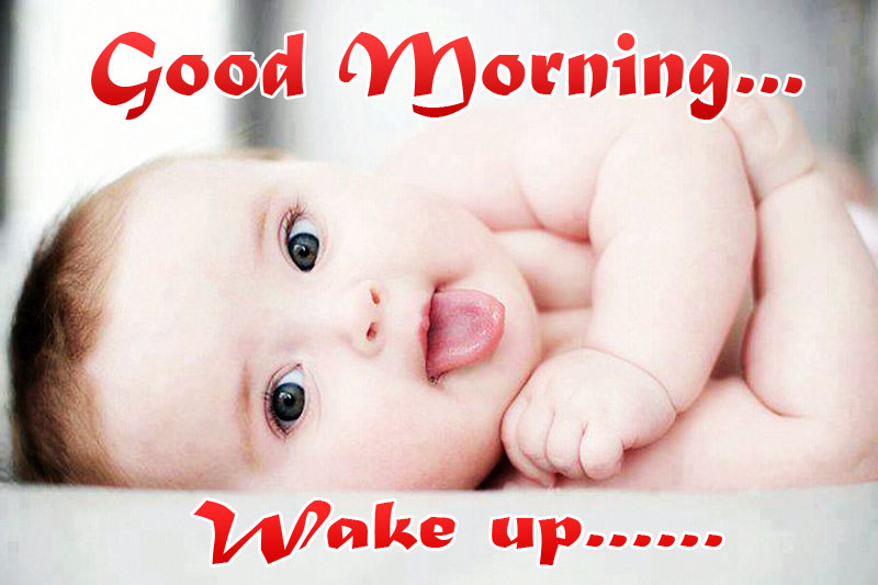Cute Baby Gud Morning Wallpaper Funny Good Morning Pictures To Make You Smile