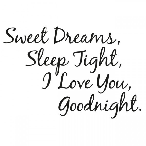 Sweet Dreams My Love Messages for Her and Him