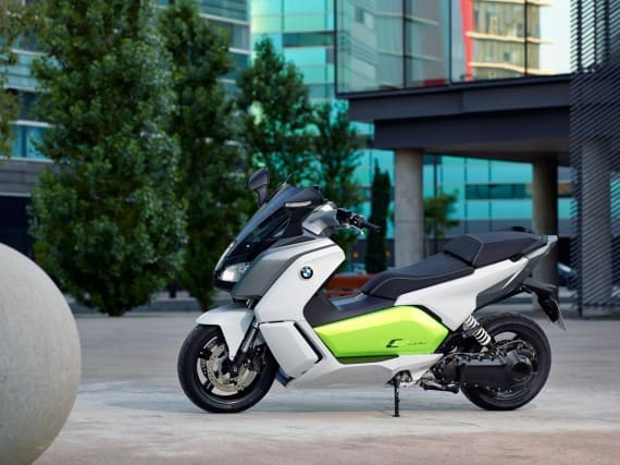 Bmw C Evolution Electric Scooter Freshness Mag