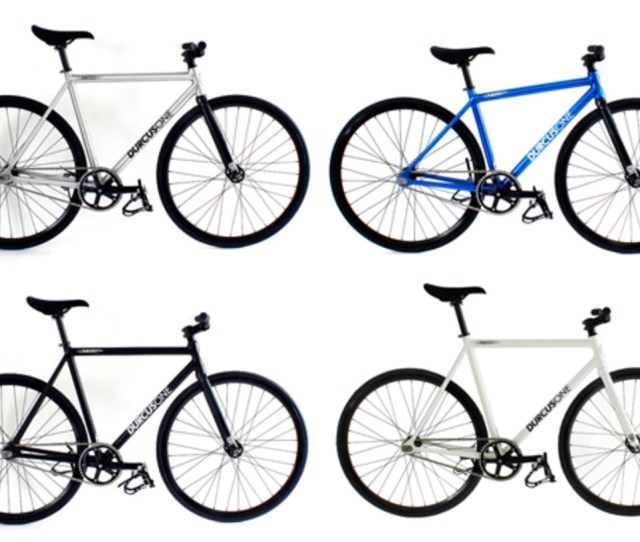 W Base Durcus One Master Fixed Gear Bicycles