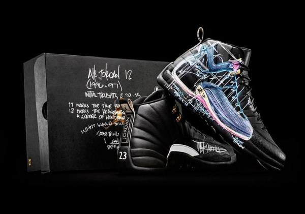 7534f5b130b Nike Doernbecher Freestyle Charity Auction - Year of Clean Water
