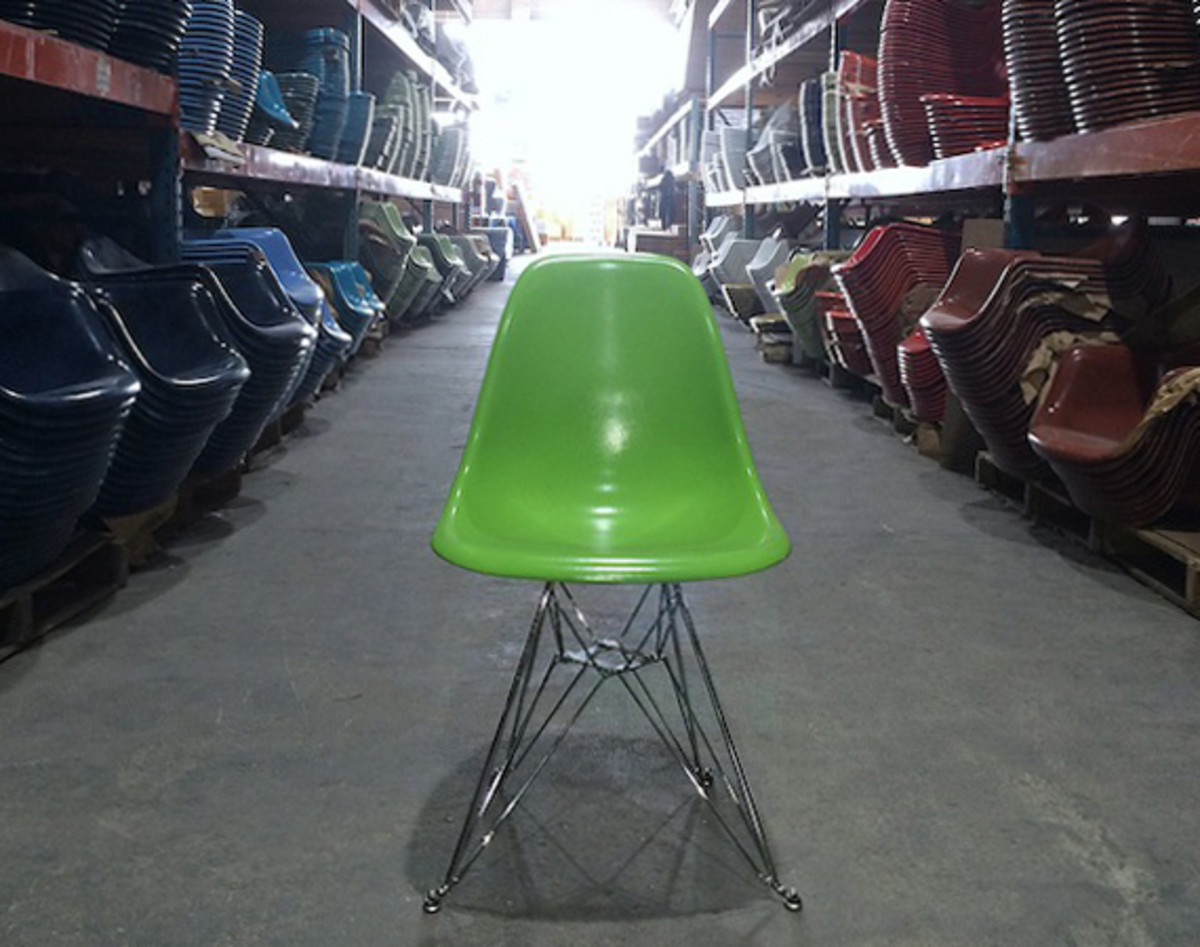 fiberglass shell chair wooden glider australia huf x modernica freshness mag los angeles based furniture company established itself by offering modern during the mid century era on modernist ethos