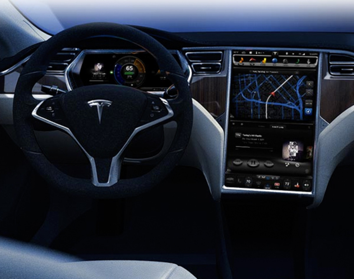 Tesla Model S  Practical AllElectric Sedan  Freshness Mag