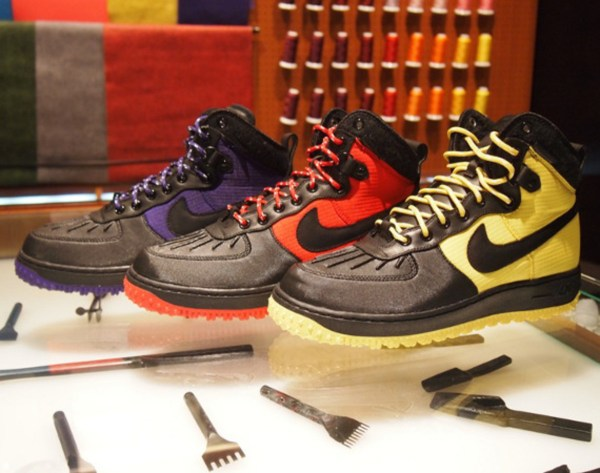 Nikeid Air Force 1 Premium Id - Duck Boot Design Options